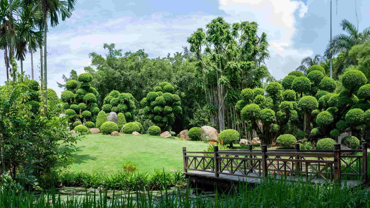Tận hưởng không gian yên bình ở Phuong Nam Resort