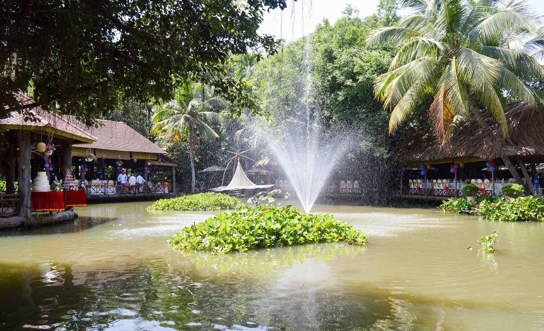 Vườn Xưa 1
