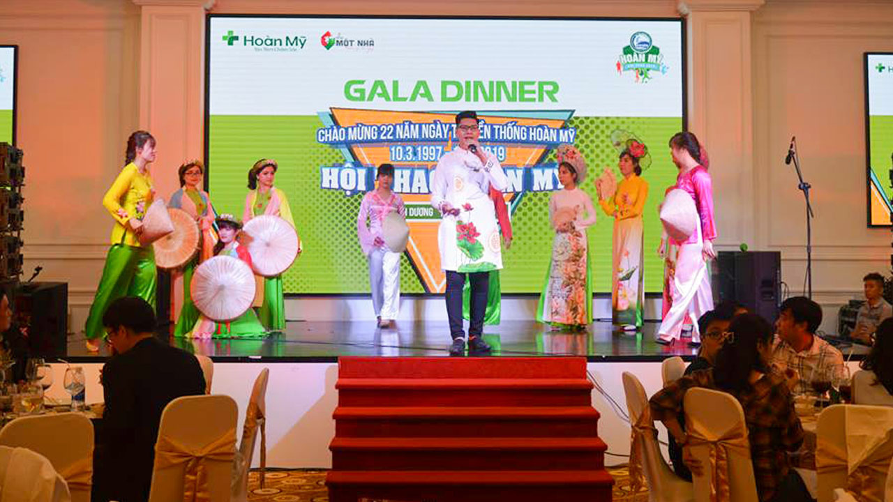 Tiệc Tất Niên Tại Phuong Nam Resort